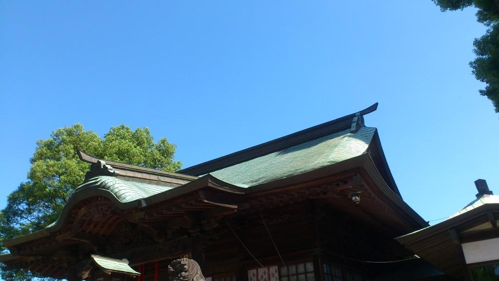 久留米宗社日吉神社
